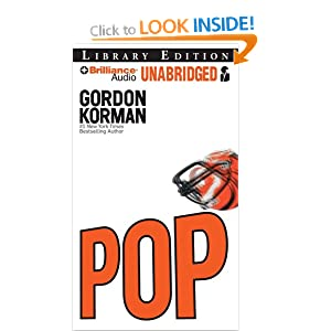 pop gordon korman Gordon korman's acclaimed and timely ya novel explores the dangerous side of high school sports marcus is new in town and is hoping to make the championship high.