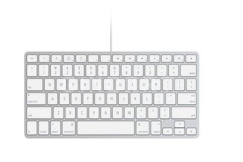Wired Keyboard for Apple Ipad Iphone 3g 4g