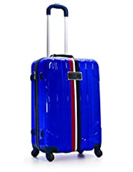 Tommy Hilfiger Lochwood Plus Polycarbonate Navy Luggage Set Medium (TH/LOP08065)