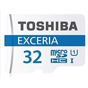 microSDHC 32GB Toshiba 東芝 UHS-I 超高速48MB/s エコパッケージ [並行輸入品]