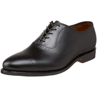 Allen Edmonds Men's Vernon Oxford ,Black,10 D US
