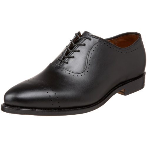 Allen Edmonds Men's Vernon Oxford ,Black,9.5 D US