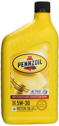 Pennzoil 550040834 6pk platinum euro sae 5w 40 full for Pennzoil ultra platinum 0w 40 motor oil
