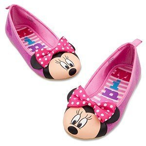 Amazon.com: Disney Store Minnie Mouse Shoes/Slippers: Pink