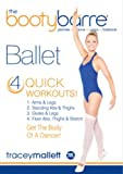 Tracey Mallett's The Booty Barre Ballet DVD