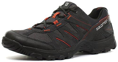 Salomon Karura Uomo Escursionismo Sneaker, Grigio, Taglia 40 2/3