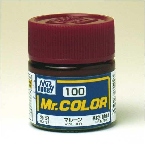 Mr.カラー C100 マルーン