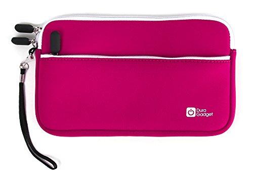 tasche-etui-case-schutzhulle-in-rosa-mit-handschlaufe-und-aussenfach-wasserabweisendes-neopren-mater