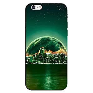GREEN CITY BACK COVER FOR IPHONE 6 PLUS