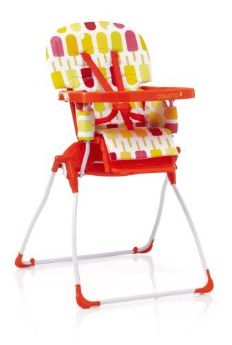 Cosatto Slim Jim Highchair (Popsicle)