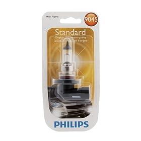 Philips 9045 Standard Halogen Headlight Bulb
