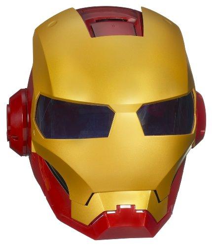 Iron Man Deluxe Helmet
