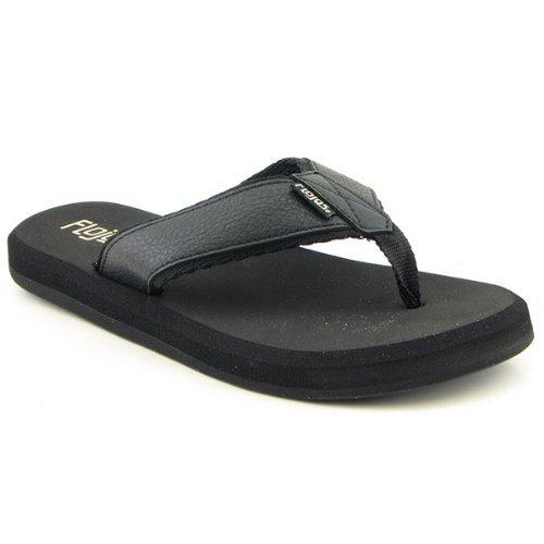 Flojos Women's Colette ll Sandals,Black,7 M