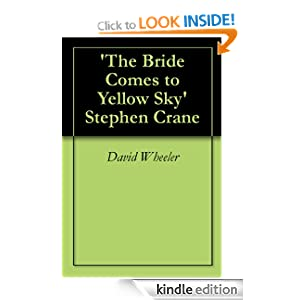 an analysis of the conflict between love and duty in the bride comes to yellow sky Stephen crane also manages to employ the use of suspense in his the bride comes to yellow sky suspense mounts in this story in the effort of how the author incorporates emotional, physical and intellectual responses of the characters under enormous social pressure.