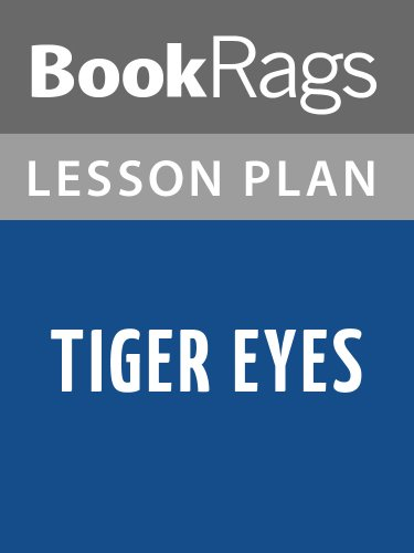 BookRags - Tiger Eyes Lesson Plans