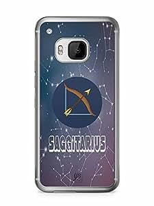 YuBingo Sagittarius Designer Mobile Case Back Cover for HTC One M9