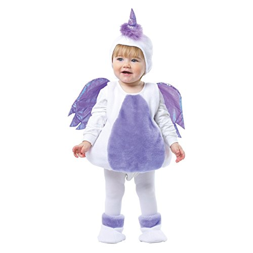 Licorne-Baby-fille-Costume-Carnaval-Halloween-80-92
