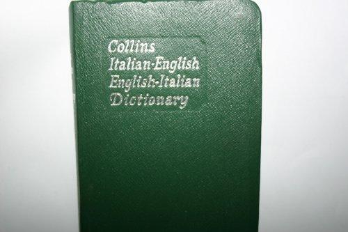 Contemporary Italian-English, English-Italian Dictionary (Collins Dictionary)