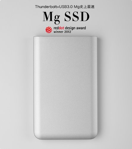 Freecom フリーコム 外付けSSD Thunderboltインターフェイス & USB3.0 256GB Thunderboltケーブル同梱 Mobile Drive Mg SSD 37042 -