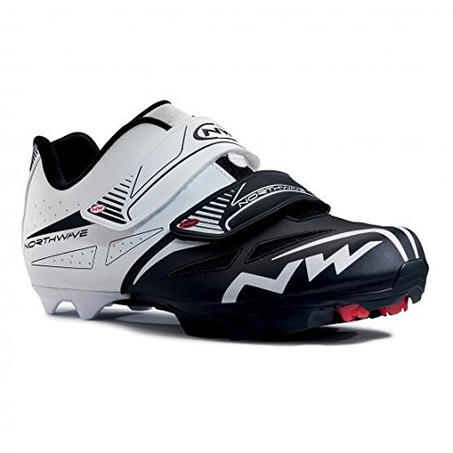 NORTHWAVE SPIKE EVO BIANCO NERO North wave 43