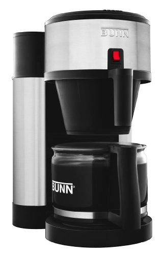 Bunn Nhsd Velocity Brew High Altitude 10-Cup Home Coffee Brewer front-587340