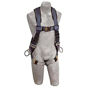 DBI/SALA Exofit - Vest Style Full Body Fall Protection Harness- Large. model 1108577