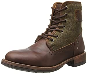 Steve Madden Men's Newmann Snow Boot,Tan,9 M US