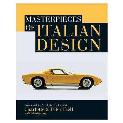 Masterpieces of Italian Design (Hardback)