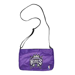 NBA Sacramento Kings Jersey Mini Purse by Little Earth