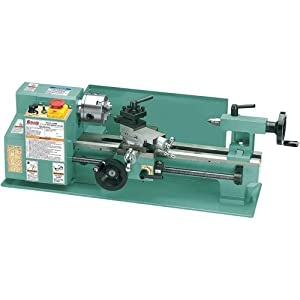 Amazon.com: Grizzly G8688 Mini Metal Lathe, 7 x 12-Inch: Home