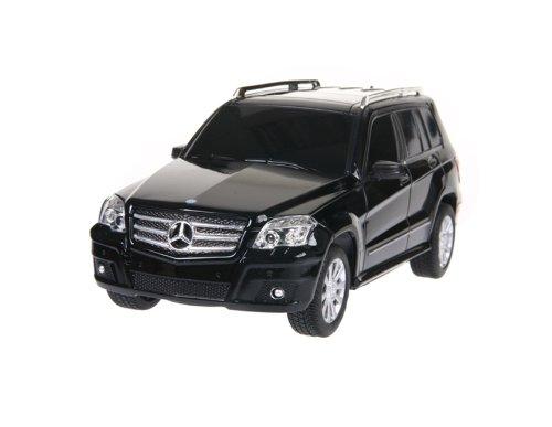 RASTAR Benz CLK-Class 32100 1:24 6 Channel Remote Control Car Model (Black)