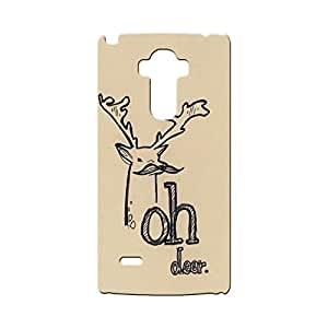 G-STAR Designer Printed Back case cover for LG G4 Stylus - G2143