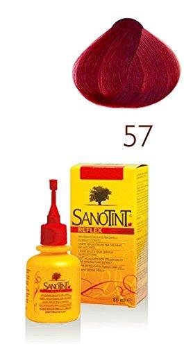 Cosval Sanotint Reflex Colore nr.57 Rosso Scuro