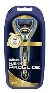 Gillette - Rasoir Manuel Fusion Proglide gold - édition limitée