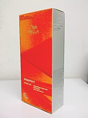Wella Professionals Straighten IT Intense N/R New Straightener Cream