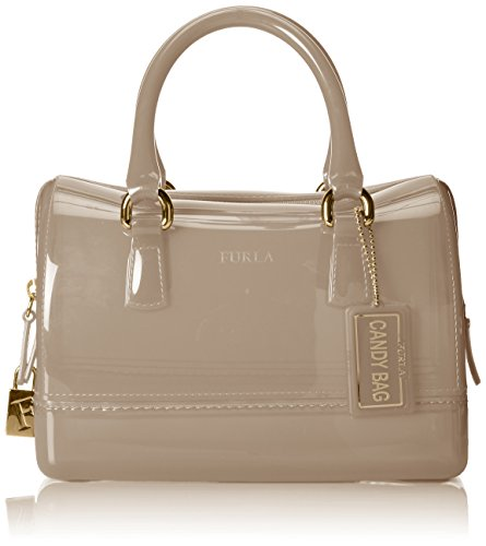 FURLA Candy Mini Satchel,Marble,One Size