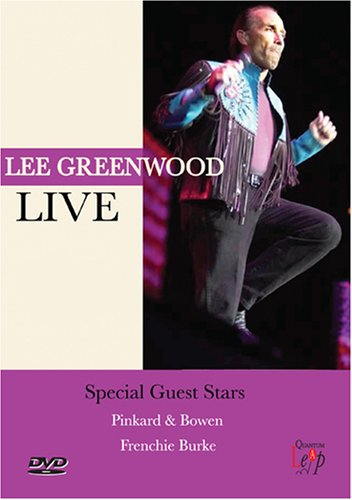 Lee Greenwood: Live