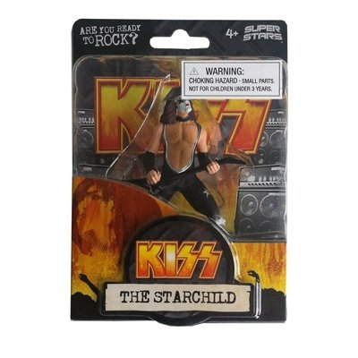 The Promotions Factory - Super Stars figurine KISS Paul Stanley The Starchild 10 cm