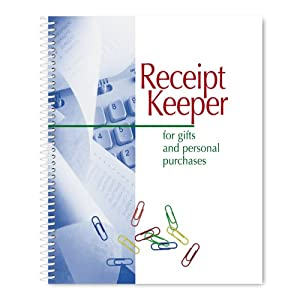 receipt keeper organizer personal organizers office products