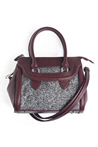 Shiraleah Ella Vegan Leather Satchel