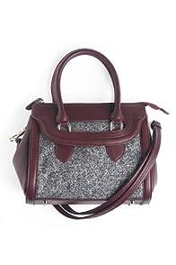 Shiraleah Ella Vegan Leather Satchel