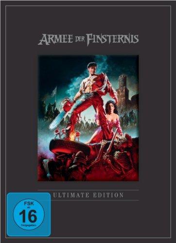 Die Armee der Finsternis - Ultimate Edition (2 Blu-rays, 4 DVDs)