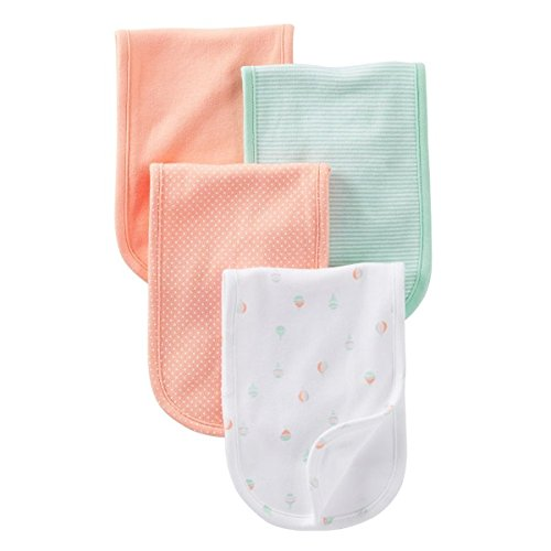 Carter's 4-pk. Hot Air Balloon Burp Cloths