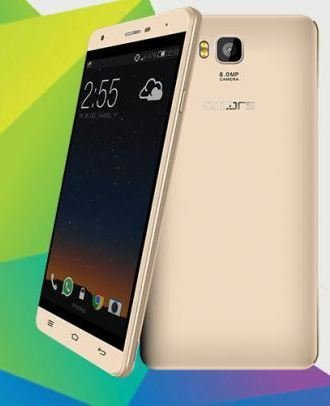 Colors Elite with 1.3 Quad Core, 2GB RAM/ 16GM ROM, 8MP/2MP Camera, 5 Inch HD IPS Display