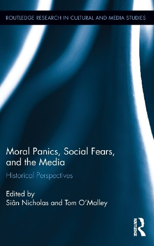 Moral Panics, Social Fears, and the Media: Historical Perspectives (Routledge Research in Cultural and Media Studies)