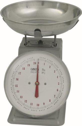 WAS 2500020 balance culinaire pouvant supporter jusqu'à 20 kg-graduations: 100 g (laqué)