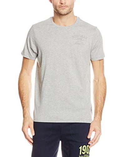 Russell Athletic T-Shirt grau meliert