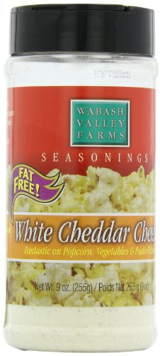 Wabash Valley Farms Popcorn Seasoning - White Cheddar