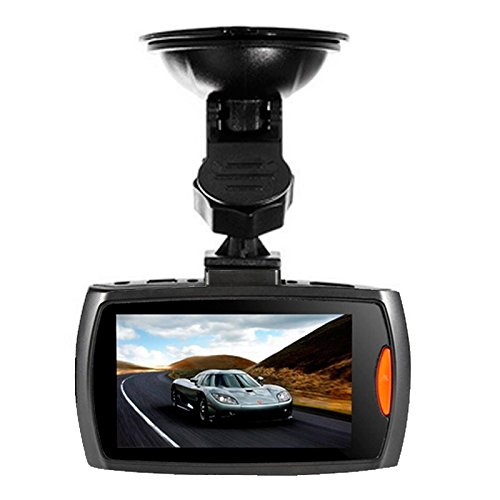 "WDLLC GS602 5.0MP 1080p Full HD 2.7"" TFT Car Camera - DVR - Black Box ..."