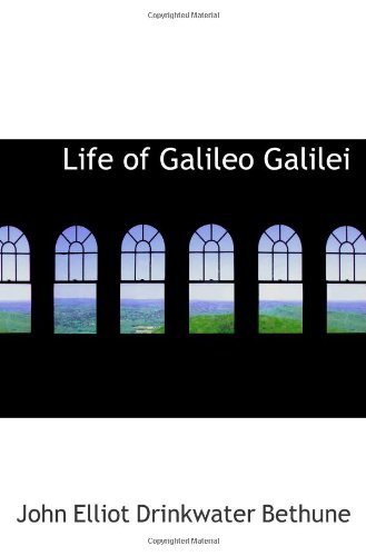 Life of Galileo Galilei